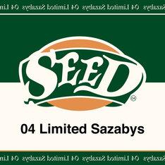 04 Limited Sazabys「SEED」ジャケット