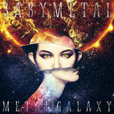 BABYMETAL「METAL GALAXY」初回生産限定SUN盤アナログサイズジャケット
