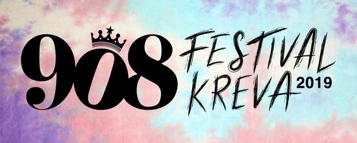 「908 FESTIVAL 2019」ロゴ