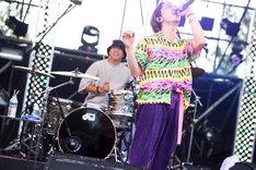 Nulbarich(Photo by AZUSA TAKADA)
