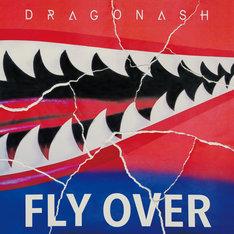 Dragon Ash「Fly Over feat. T$UYO$HI」ジャケット