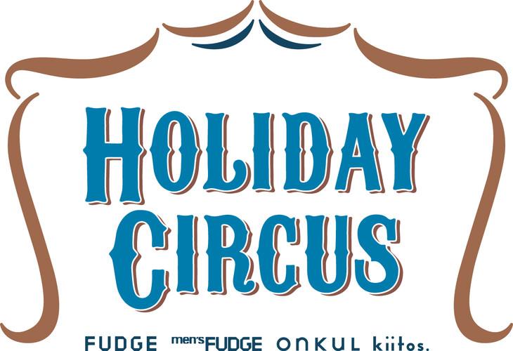 「Holiday Circus 2019」ロゴ