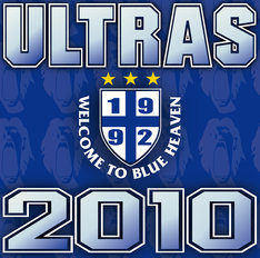 「ULTRAS2010」のジャケット。
