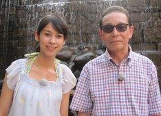 「ブラタモリ」第2シリーズ放送開始。写真はNHK久保田祐佳アナとタモリ。(c)NHK
