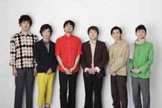 8月17日から21日まで、東京・新宿シアターサンモールにて開催される舞台「コント・エクスペリエンスの会 ~1st EXPERIENCE」。出演はつぶやきシロー、内田朝陽、モッカモッカ(加藤啓、辻修)、THE GEESE。作・演出は向田邦彦。