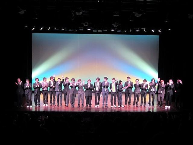8月29日に東京・座・高円寺2にて開催された「FKD48 3rd LIVE ~暗躍~」。次回は同会場にて9月19日に初の企画ライブ「FKD48 3rd LIVE ~心・技・体~」を開催。