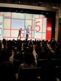 大阪・5upよしもとにて行われたDVD「5upよしもとネタ大全集2012~本ネタ&裏ネタコレクション~(仮)」収録の模様。司会はモンスターエンジン。ライブは西森の付けたかった芸名の掛け声でスタート。