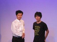 松竹芸能 新宿角座にて、単独ライブ「ヘラヘラ」を行ったうしろシティ。2日目のエンディングでは、「みなさんに来ていただいて初めて完成しました」と感謝。