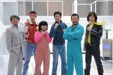 12月3日(土)放送の「松本人志のコント MHK」(c)NHK