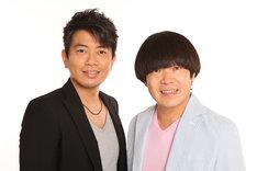 「快脳!マジかるハテナ」(日本テレビ系)の司会を務める雨上がり決死隊。