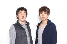 単独ライブ「野良」を開催する、さらば青春の光。左が森田哲矢、右が東口宜隆。