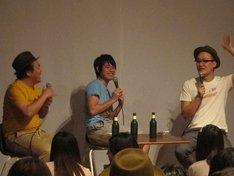 「原宿シネマ×男はつらいよ」第2弾でトークショーを行っ