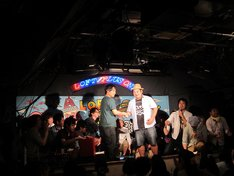 """オールナイトトークライブ「FKD48 TALK LIVE~百花繚乱~」。団体芸""""仲直り""""で次回本公演に気合。"""