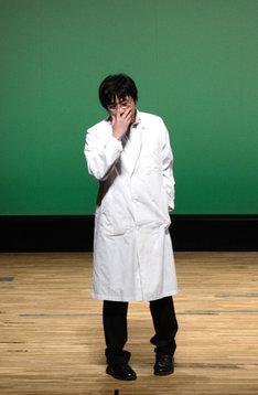 今回の和賀枠「ワガリレオ」でドラマ「ガリレオ」風に決めるトップリード和賀。