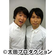 トップリード。右が新妻悠太、左が相方の和賀勇介。