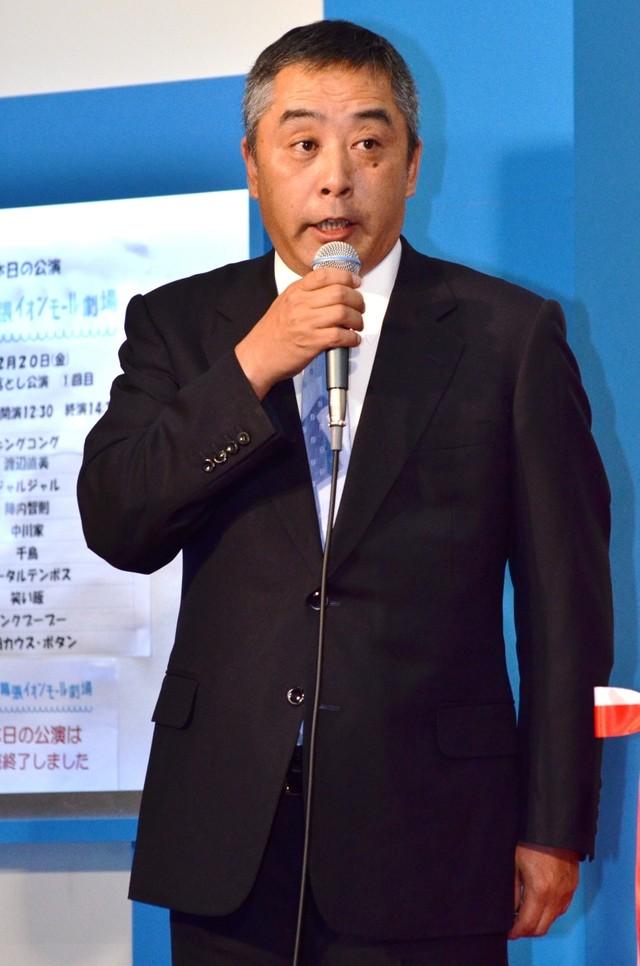 岡本昭彦よしもとクリエイティブ・エージェンシー代表取締役社長