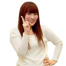 「第2回『かわいすぎる女芸人No.1決定戦』」に参加する野絵。第1回では2位。