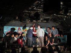 「FKD48 TALK LIVE~本末転倒~」での2014年初仲直りギャグ。