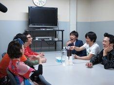 ウレロ☆未体験少女 第8話「本当、これでいいんですか?」反省会の様子。