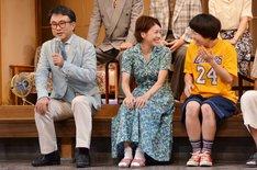 (左から)三谷幸喜、竹内結子、イモトアヤコ。