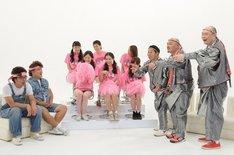 「お説教アイドル 叱るGENJI」(c)ABC