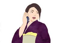 アニメ「マッツとヤンマとモブリさん2 -水軍お宝と謎解きの島々-」で友近が声優を務めたキャラクター・友近姉さん。