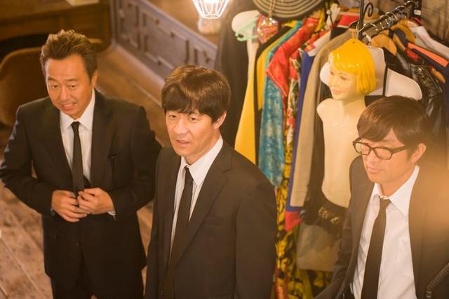 「内村さまぁ~ず THE MOVIE エンジェル」 (c)2015「内村さまぁ~ず THE MOVIE エンジェル」製作委員会