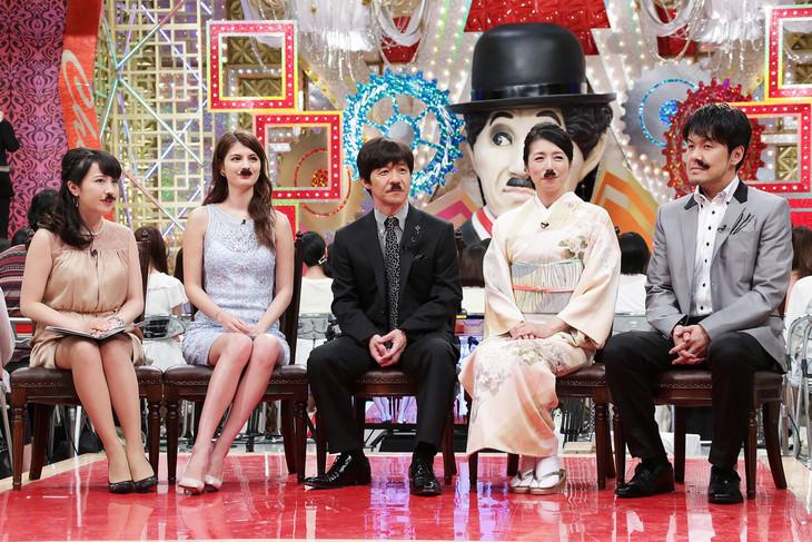 「そこそこチャップリン」のワンシーン。(c)テレビ東京