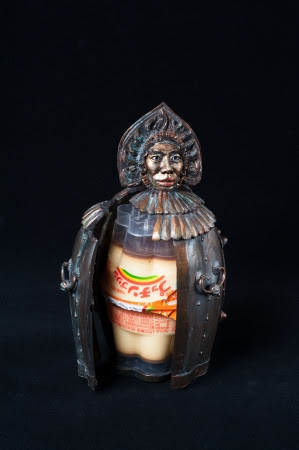 片桐仁の作品「プリンの処女」