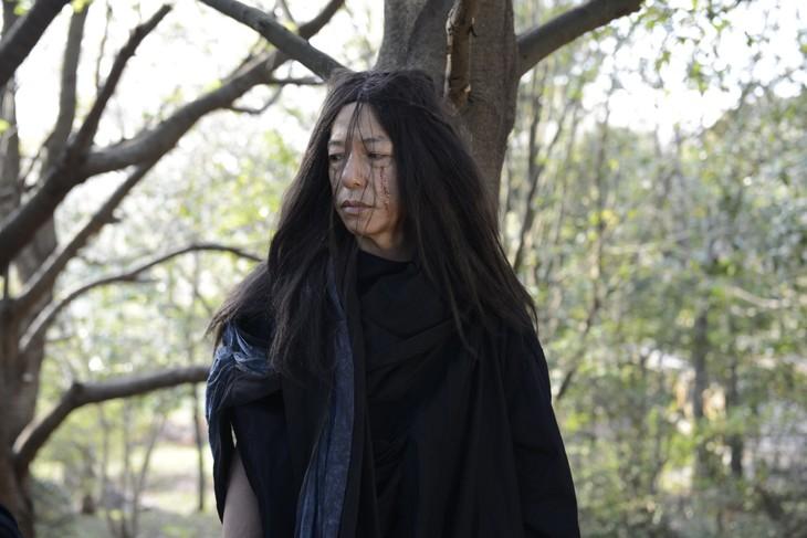 映画「虎影」に1シーンのみ出演していた板尾創路。(c)2014「虎影」製作委員会