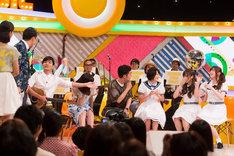 「バナナ♪ゼロミュージック」のワンシーン。(c)NHK