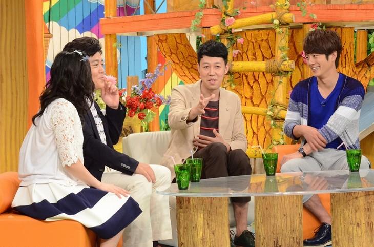 「誰だって波瀾爆笑」のワンシーン。 (c)日本テレビ
