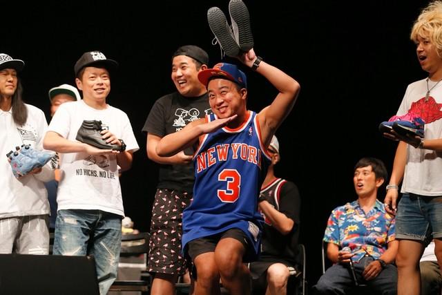 「『NO KICKS, NO LIFE.』スニーカー同好会 in 赤坂BLITZ」の様子。
