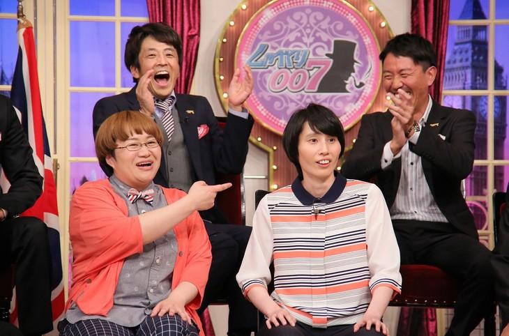「しゃべくり007」のワンシーン。 (c)日本テレビ