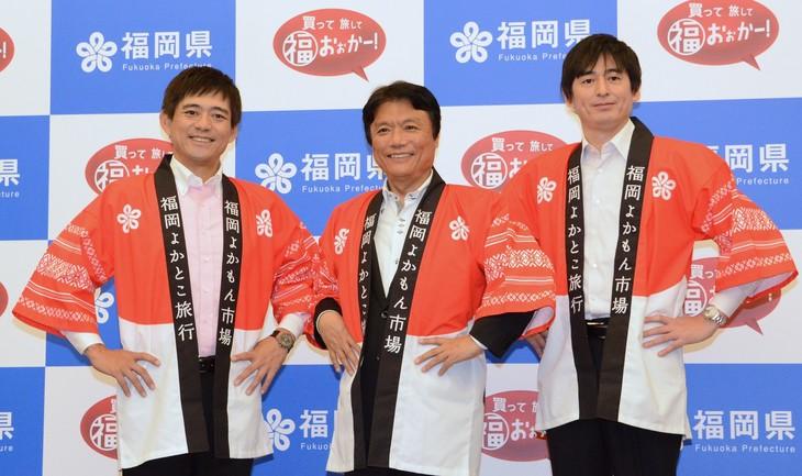 博多大吉 博多華丸・大吉26周年記念公演を語る