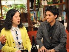 「さんまのまんま30周年秋SP」に出演するピース。(c)関西テレビ