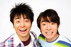 よゐこ有野(左)