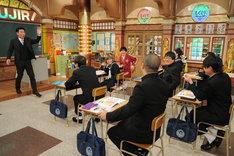 吉村明宏の授業の様子。(c)テレビ朝日