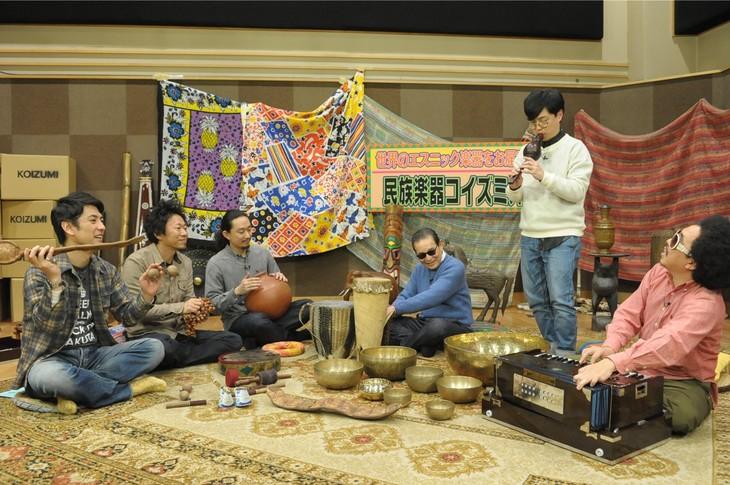 「タモリ倶楽部」2月19日放送回のワンシーン。 (c)テレビ朝日