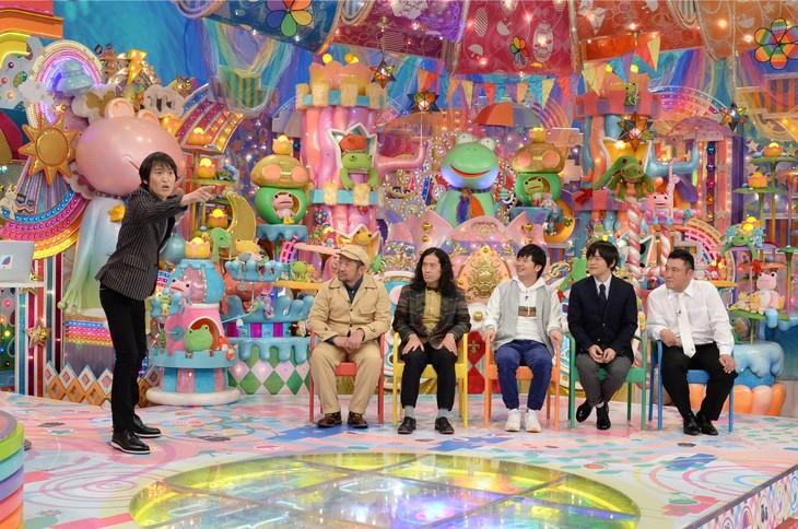 「アメトーーク!」の「だから嫌いなんだ発表会」のワンシーン。(c)テレビ朝日
