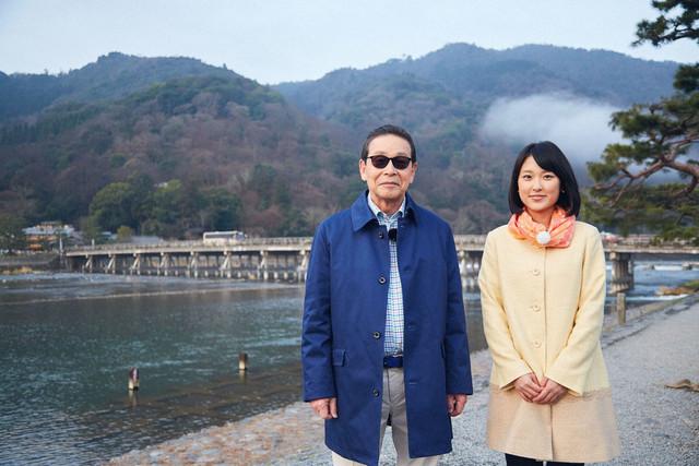 「ブラタモリ #36 京都・嵐山」より(c)NHK