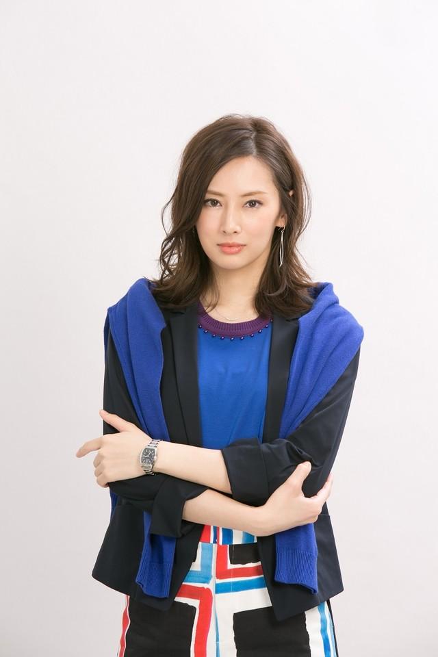 「家売るオンナ」に出演する北川景子。(c)日本テレビ