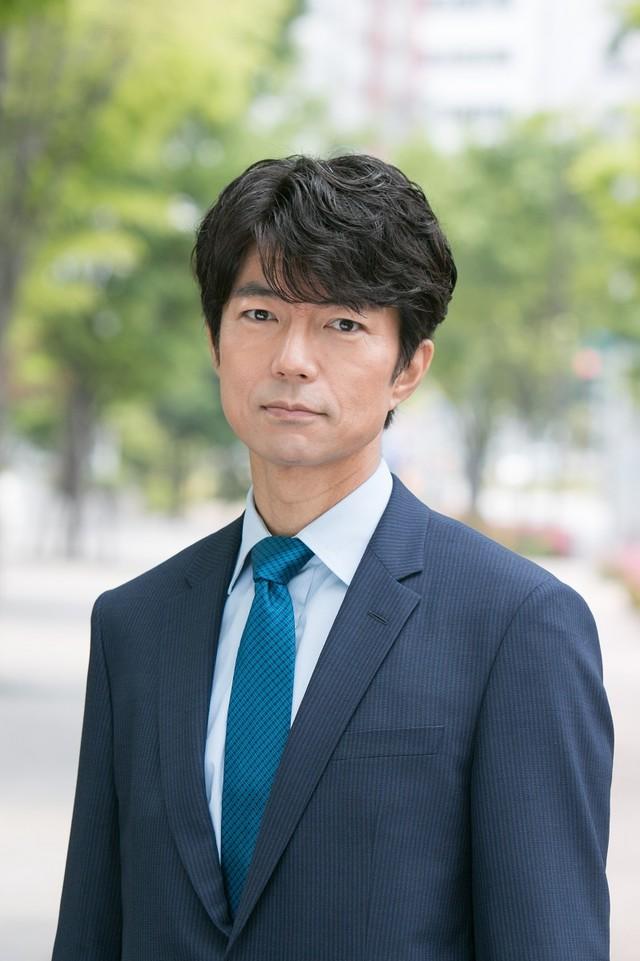 「家売るオンナ」に出演する仲村トオル。(c)日本テレビ