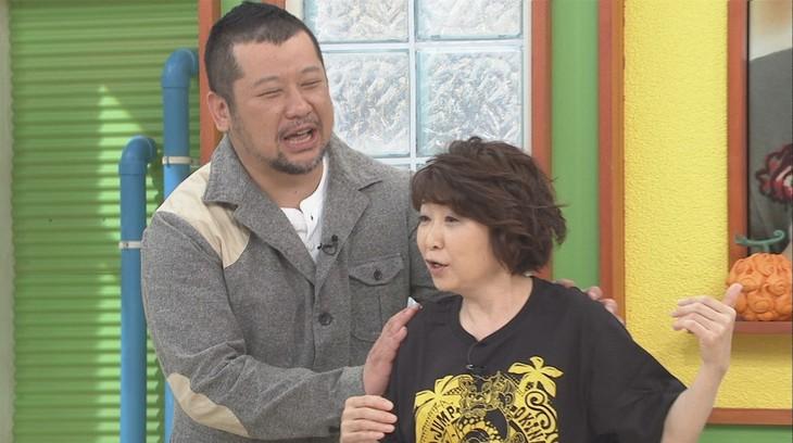 ケンコバと田中真弓「ONE PIECE...