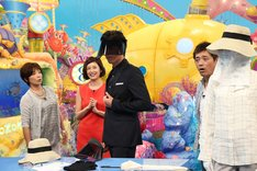 「ニッポンのぞき見太郎」のワンシーン。(c)関西テレビ