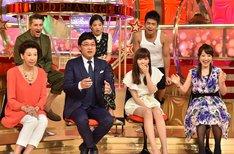 番組のワンシーン。(c)TBS