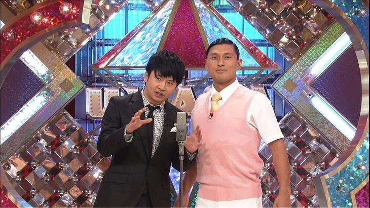 オードリー (c)日本テレビ