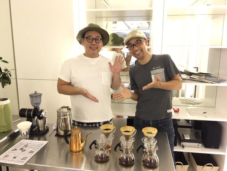 CAFE FACONの特別焙煎で「SACHIOPIA COFFEE」オリジナルブレンドが完成。