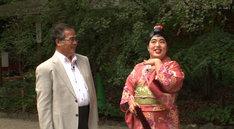 左から吉田昌行、ゆりやんレトリィバァ。(c)読売テレビ