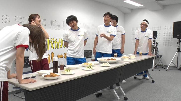 「青春バカリズム」のワンシーン。(c)テレビ朝日